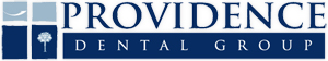 Providence Dental logo. Dependable dental care for the entire family.